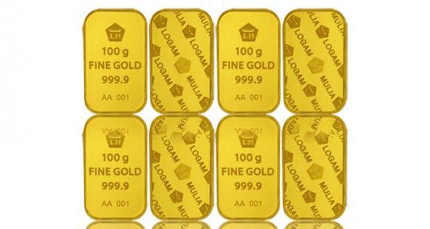 Harga Emas Antam Hari Ini 30 September 2014 Alami Kenaikan Dua Ribu