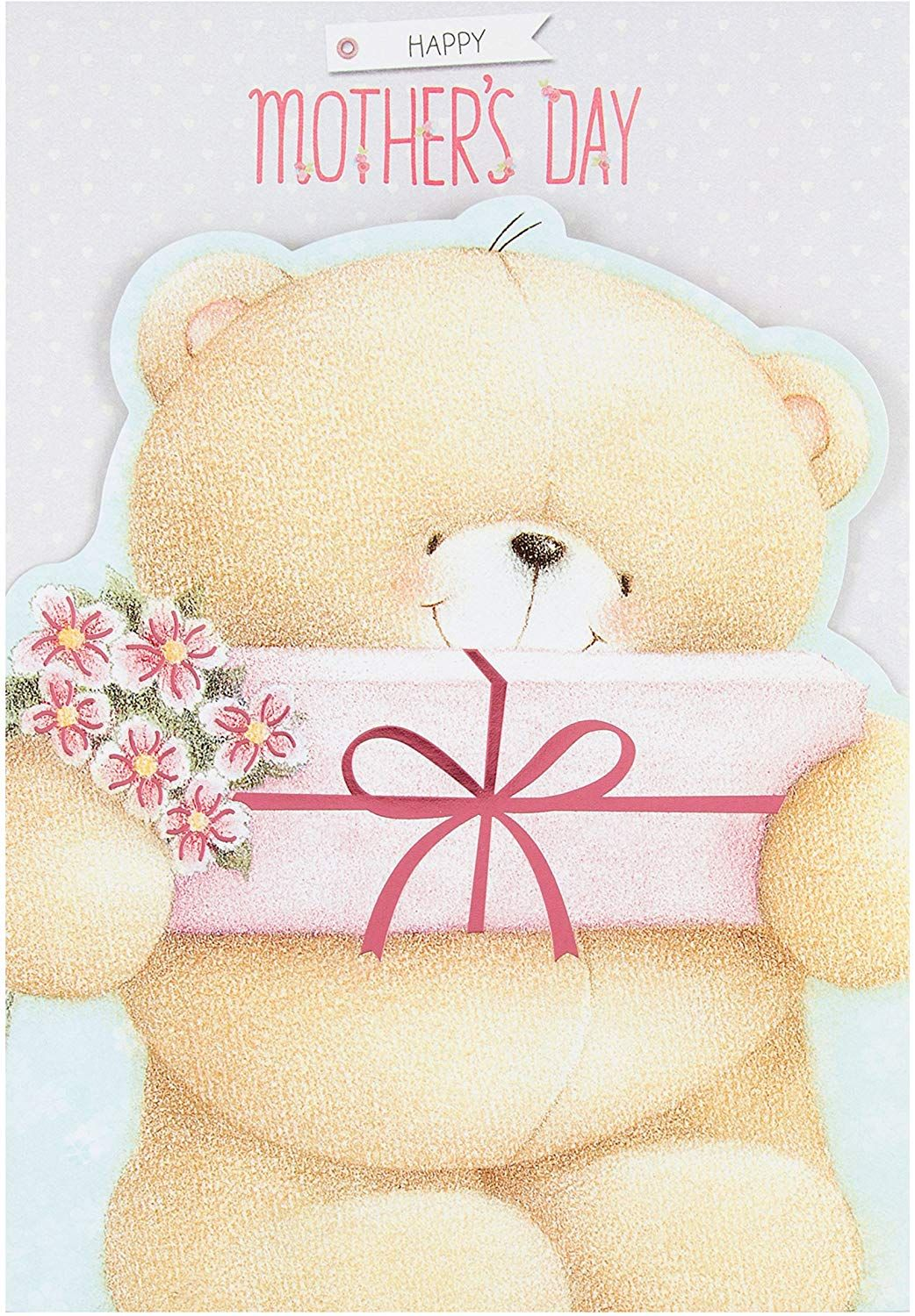 Hallmark forever friends mothers day card for her love