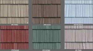 color samples for split shake vinyl siding vinyl siding vinyl