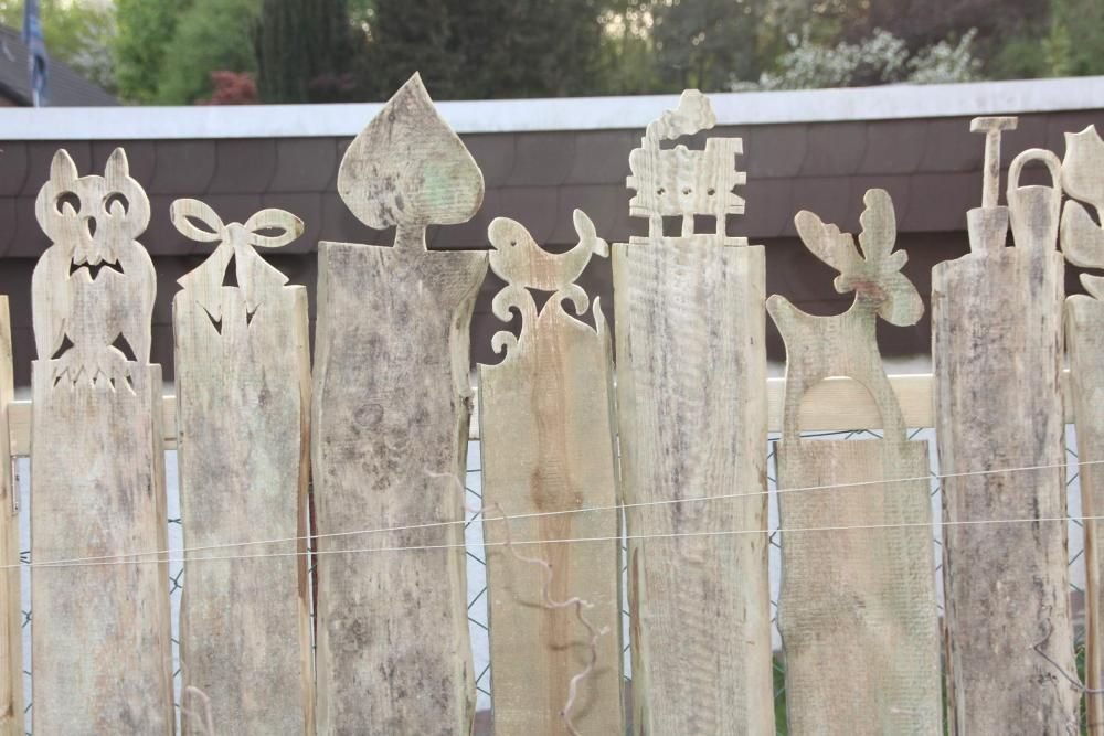 Zaun 3 Garden Pinterest Garden Farm Gardens And Garden Fencing