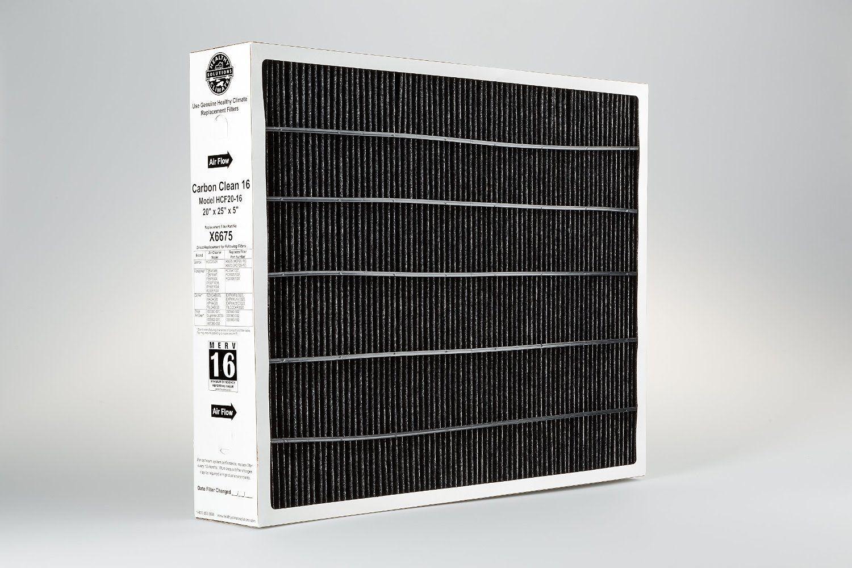 X6675 Lennox 20x25x5 MERV 16 Filter Media for HCC20 28