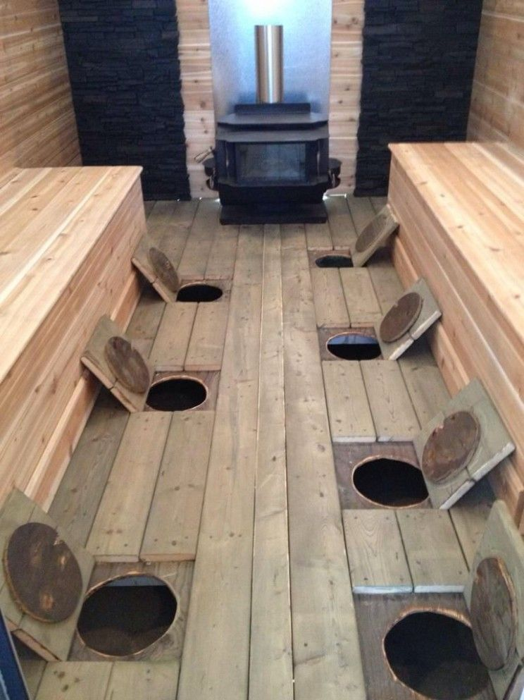 Seven Facts You Never Knew About Portable Ice House Floor Ideas
