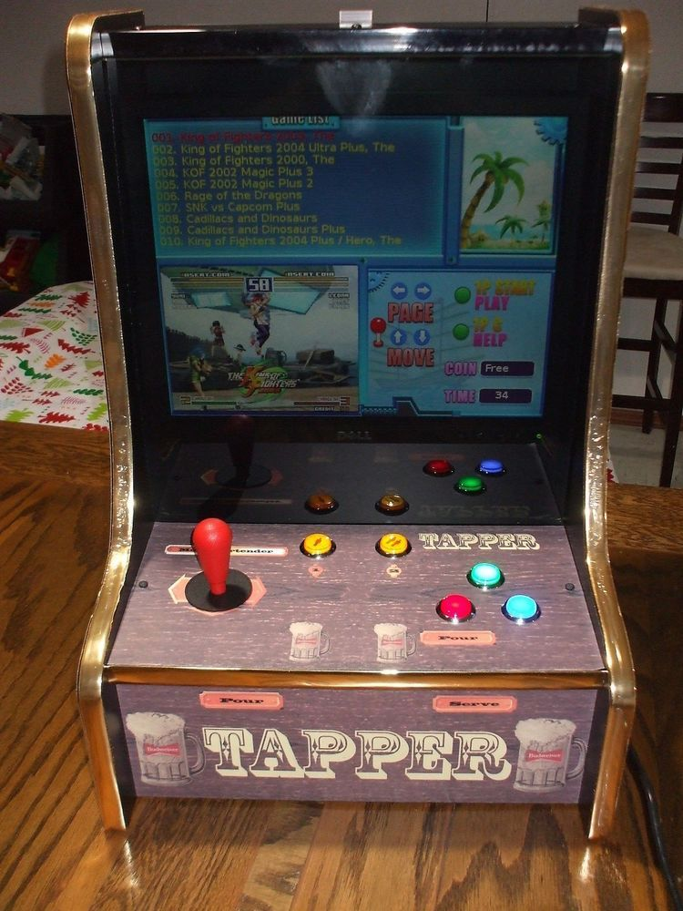 Ebay Sponsored Beer Tapper Budweiser Custom Bar Top Multi Classic