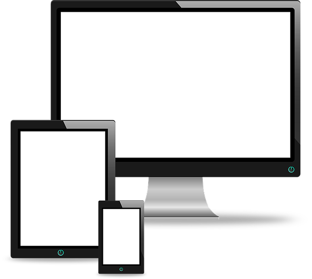 Download Premium Psd Of Computer Monitor Screen Mockup Template 527637 Computer Mockup Mockup Template Computer