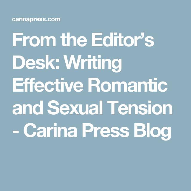 Get a job writing about sex
