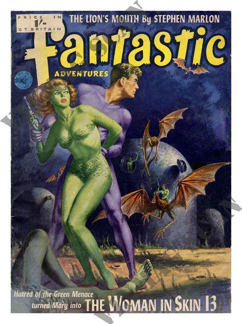 b48f74a293 pulp art 1950s - Google Search | pulp art in 2019 | Science fiction ...