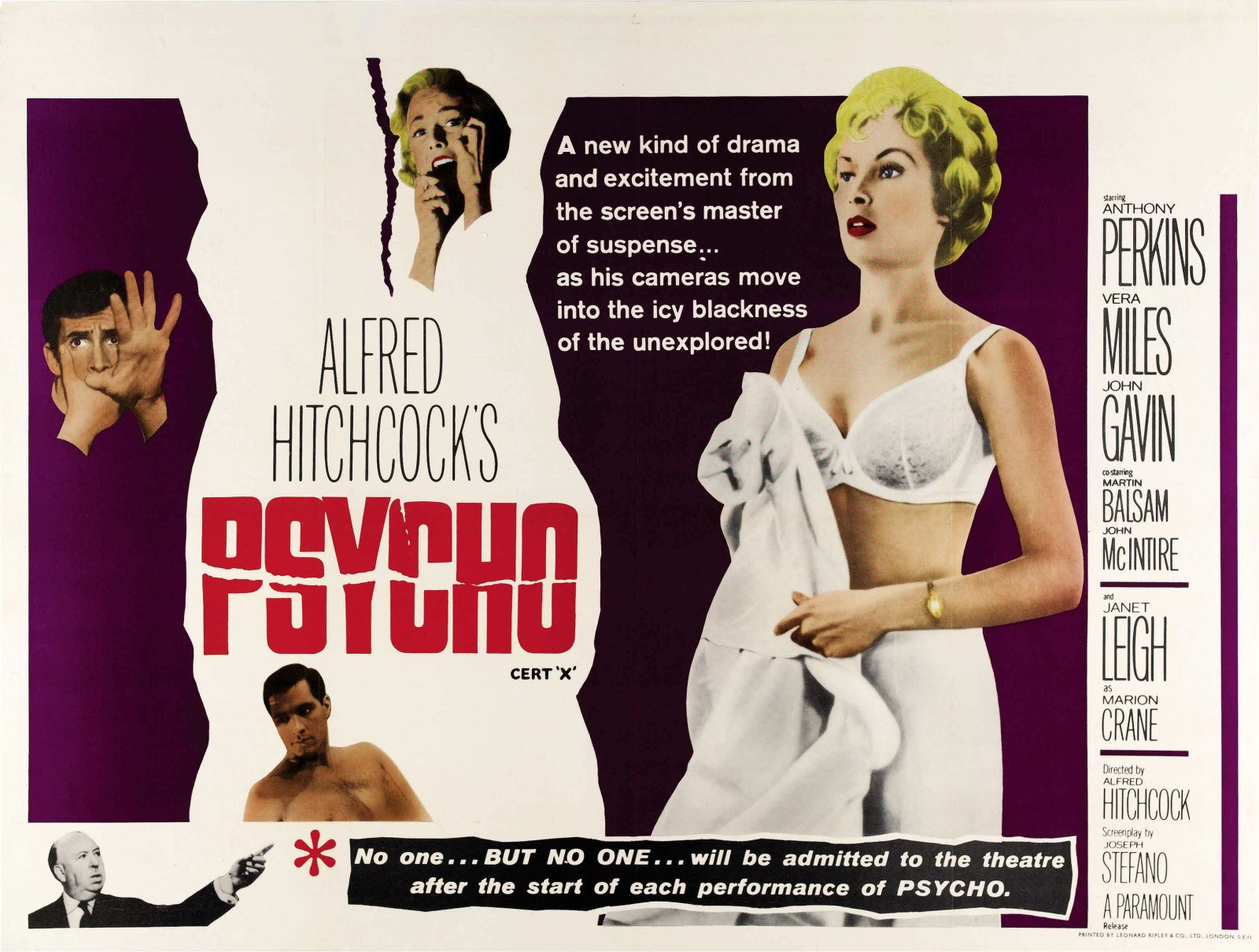 psycho publicity material the alfred hitchcock wiki psycho 1960 publicity material the alfred hitchcock wiki