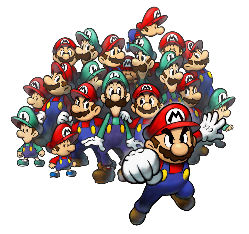 Gallery:Mario artwork and scans - Super Mario Wiki, the
