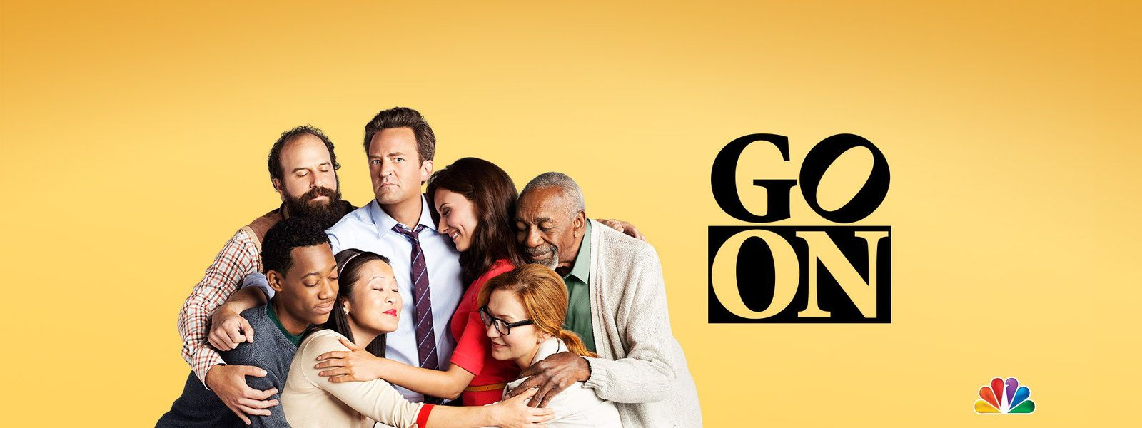 Go On is the next comedy starring Mathew Perry as a radio