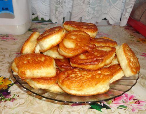 оладушки на молоке рецепт с фото пышные с содой