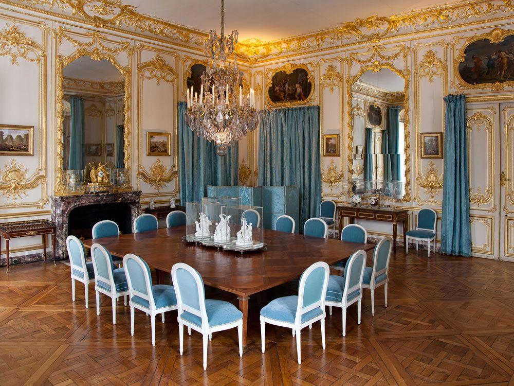 L\u0027appartement intérieur du Roi Versailles
