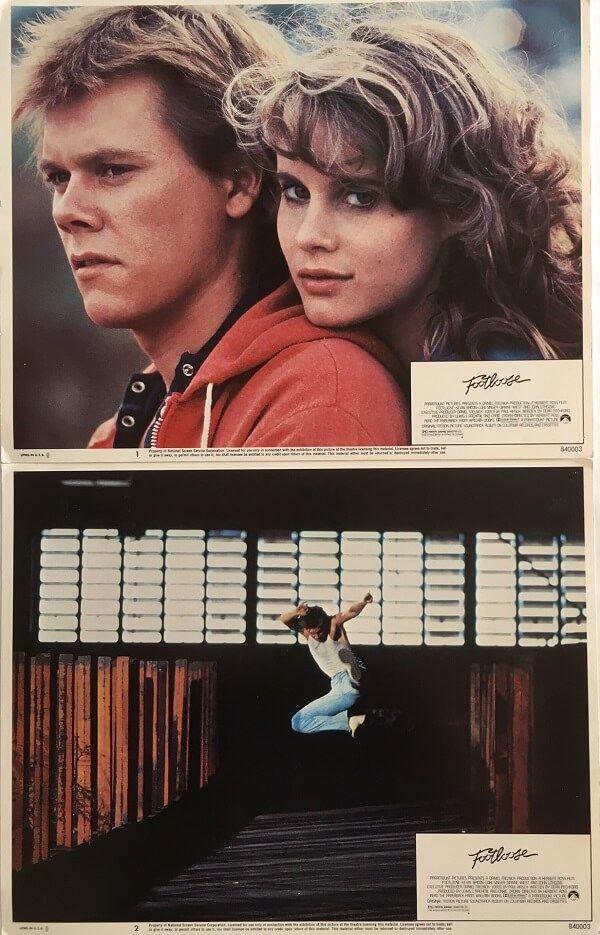 Footloose Lobby Cards Footloose Film 80s Movies Scenes Footloose Movie