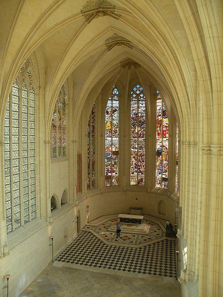 la Chapelle du Château de Vincennes