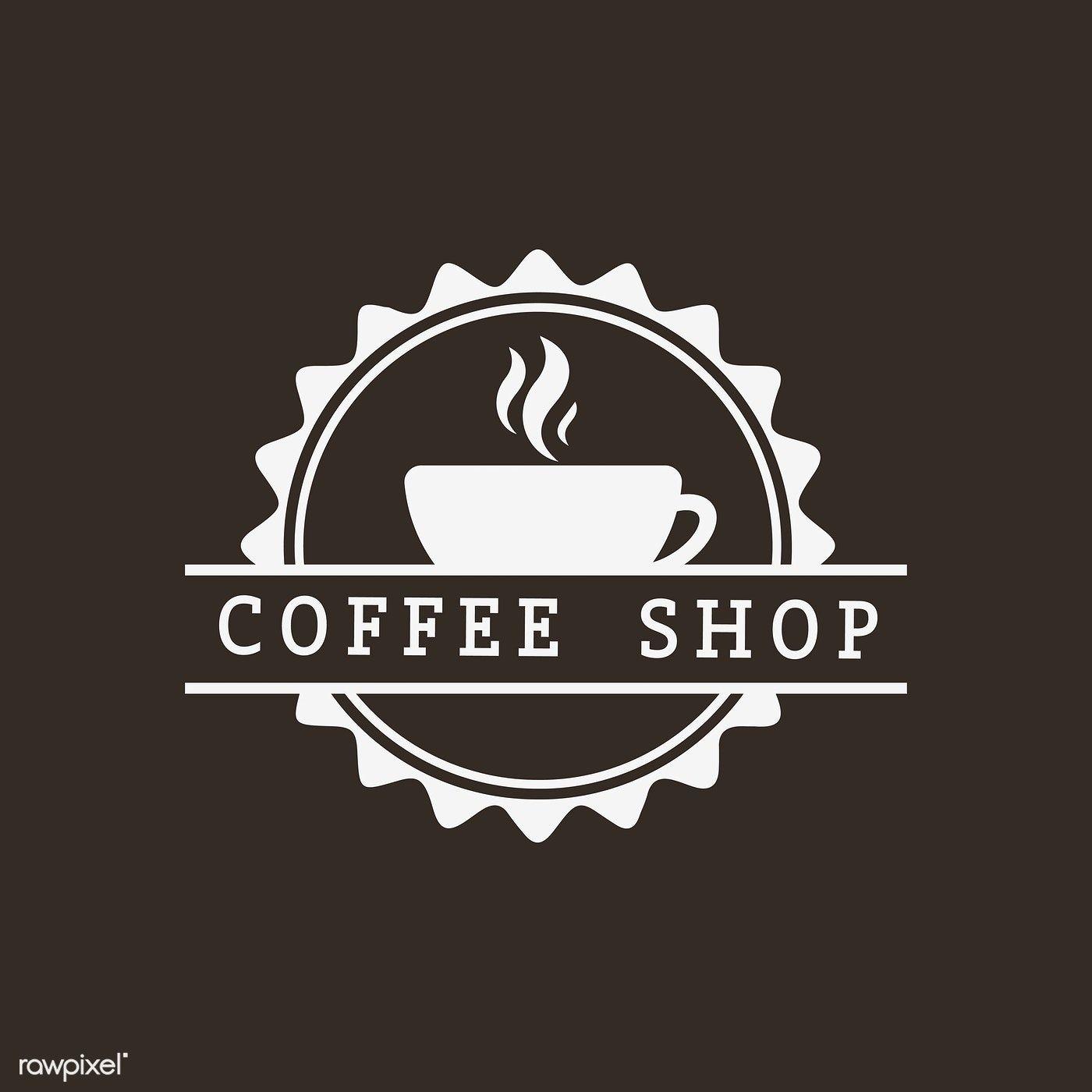 Retro Coffee Shop Logo Vector Free Image By Rawpixel Com Coffee Shop Logo Coffee Shop Vector Logo