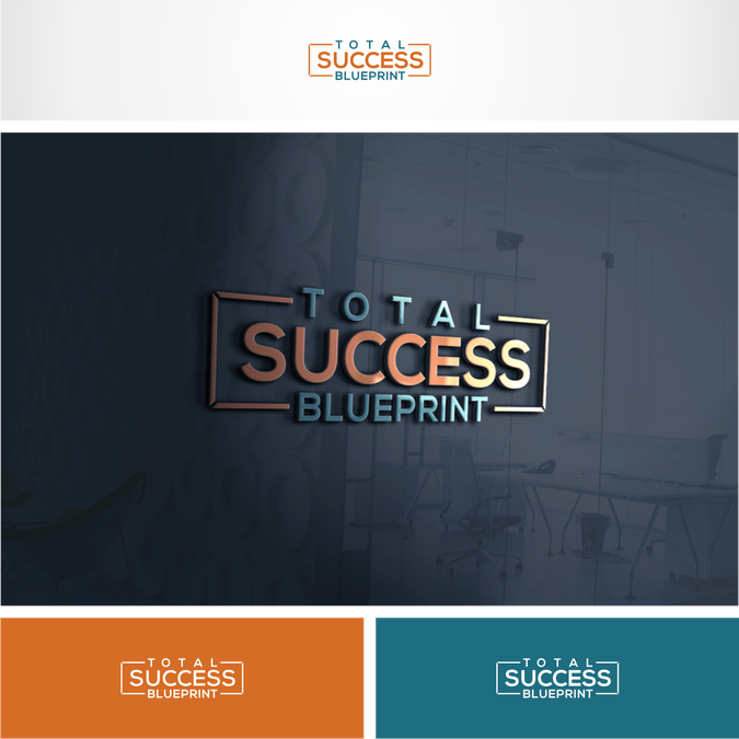 Total success blueprint needs a strong and powerful logo by total success blueprint needs a strong and powerful logo by agusiono consulting logologo designingstrongbusiness malvernweather Image collections