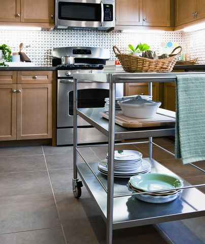 How To Spruce Up Your Rental Kitchen Small Kitchen Organization Rental Kitchen Galley Kitchen Design
