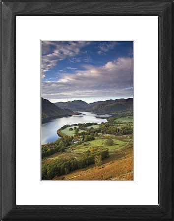 Ullswater, Lake District Framed Print from Discover Images.com ...