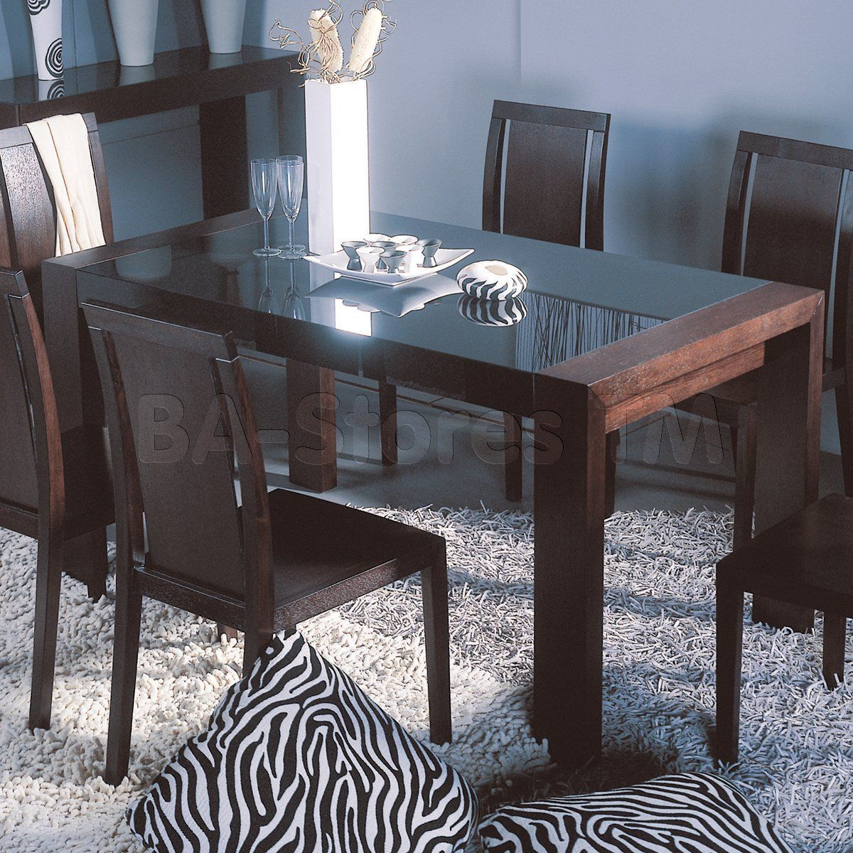 27++ Glass dining room sets ikea trends