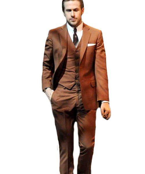 9d4f695b Ryan Gosling Brown Suit | ▻▻ EAT SLEEP DRESS REPEAT ◅◅ | Ryan ...