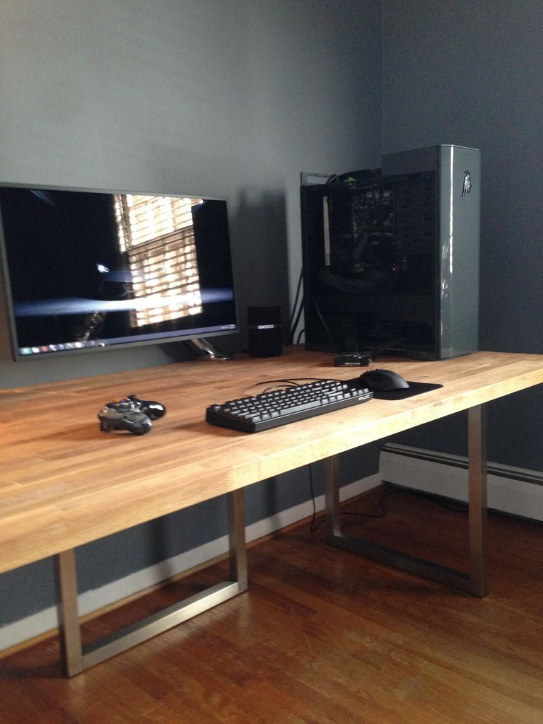 show us your gaming setup 2013 edition page 17 neogaf rechner in 2018 pinterest. Black Bedroom Furniture Sets. Home Design Ideas