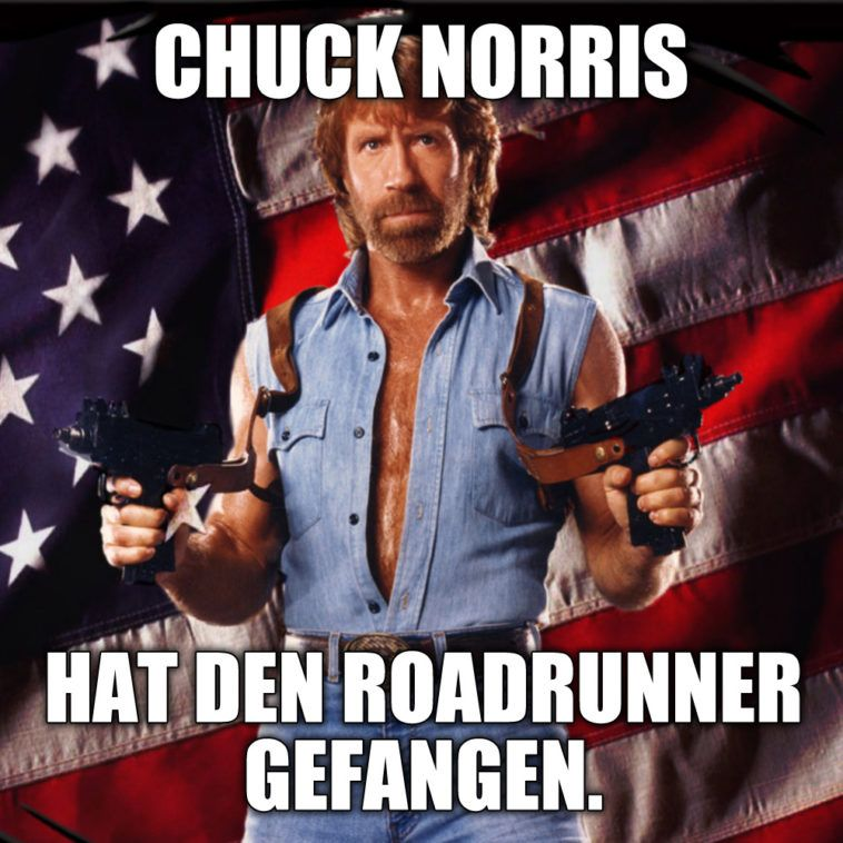 Photo of 20 Lustige Chuck Norris Witze die niemals alt werden