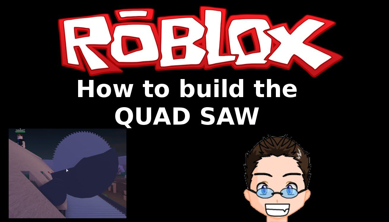 Roblox - Lumber Tycoon 2 - The Quad Chop Saw Build (how to