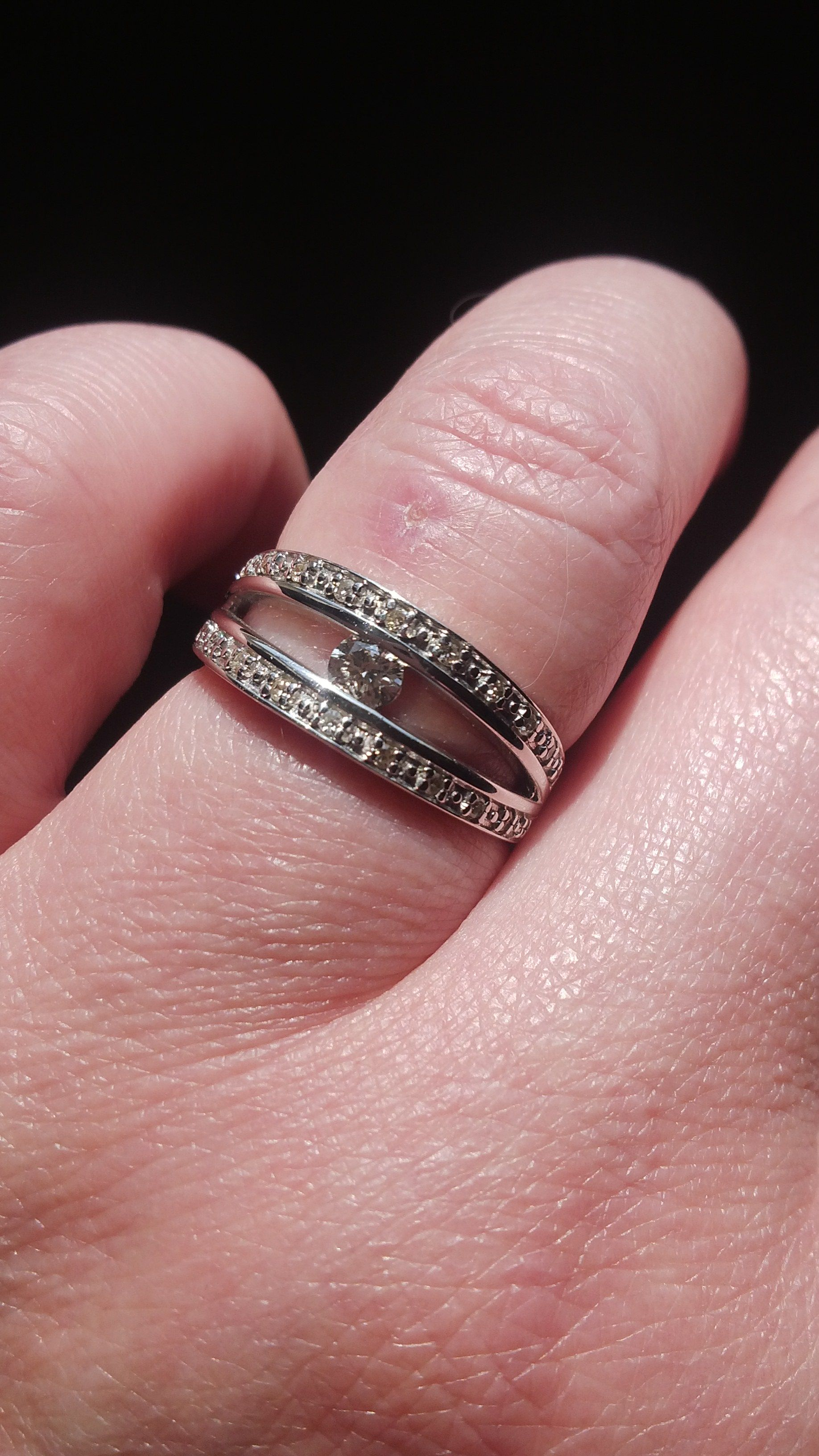 Yes!!! I\'ll marry you. Thank you for my beautiful ring <3   Weddings ...