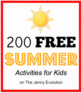 200 Free Summer Activities For Kids Free Summer Activities