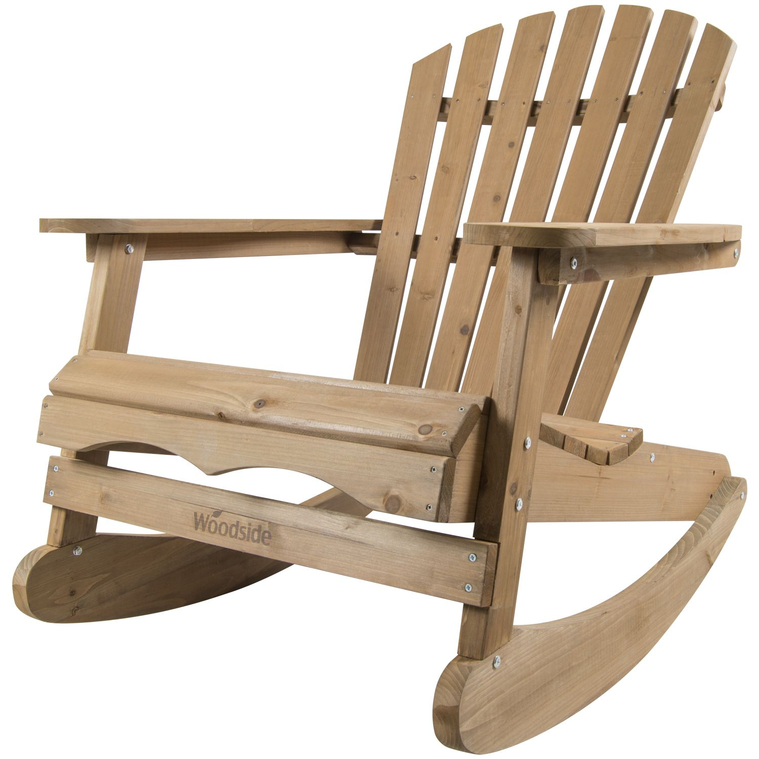 Woodside Rocking Adirondack Chair. Outdoor Value is a