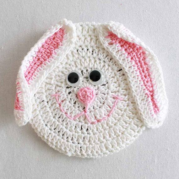 Holiday CD Coasters Crochet Pattern PDF | Patrones | Pinterest ...