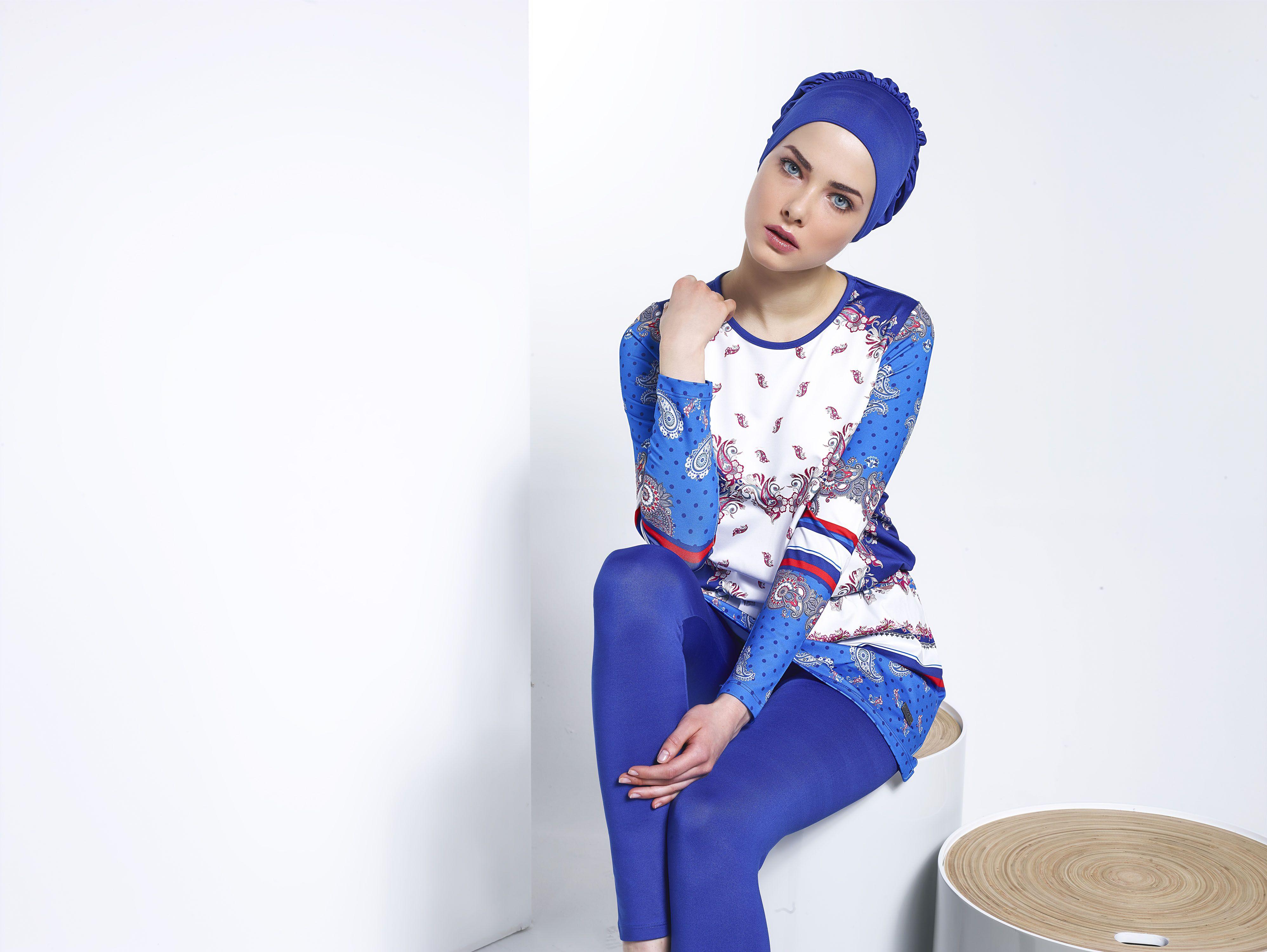 Www Mayovera Com 2015 Tam Kapali Mayo Modelleri Tesettur Giyim Hasema Modelleri 2015 Hasema Modelleri Burkini Muslim Swi Muslim Fashion Fashion Beautiful Hijab