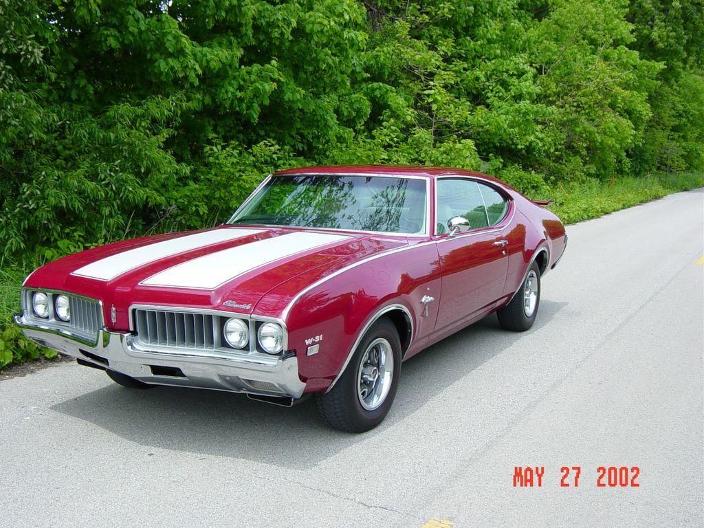 1969 Oldsmobile w31 - Google Search