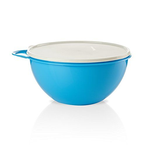 Boyfriend use #1 for thatsa bowl. Take it with us on the boat for keys and phones. Liquid tight and will float if we capsize. http://shawnchristian.mytupperware.com/