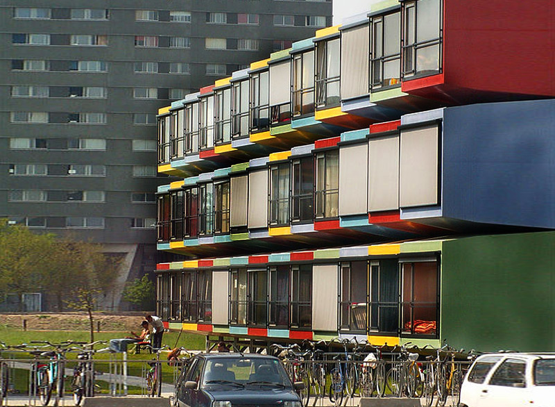 Attractive Shipping Container Apartment Complex   Google Search