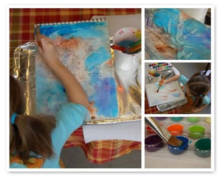 ✂ Winter Art Project Ideas For Kids - inšpirácie a postupy :) - Album používateľky martina2804 | Modrykonik.sk