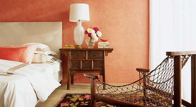 Muted Coral If you prefer subdued colors over strong and saturated - Quelle Couleur Mettre Dans Une Chambre