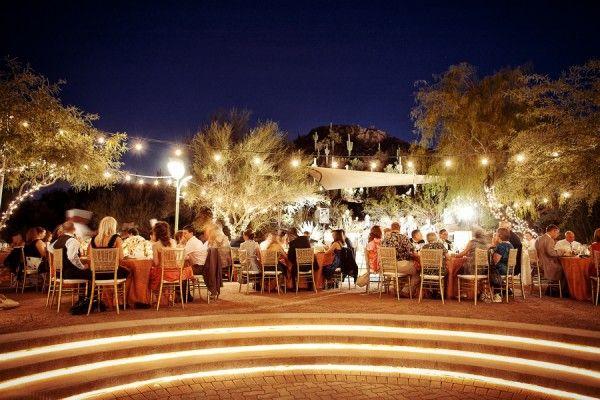 Real Weddings: Cara + Brett. Desert Botanical GardenBotanical ...