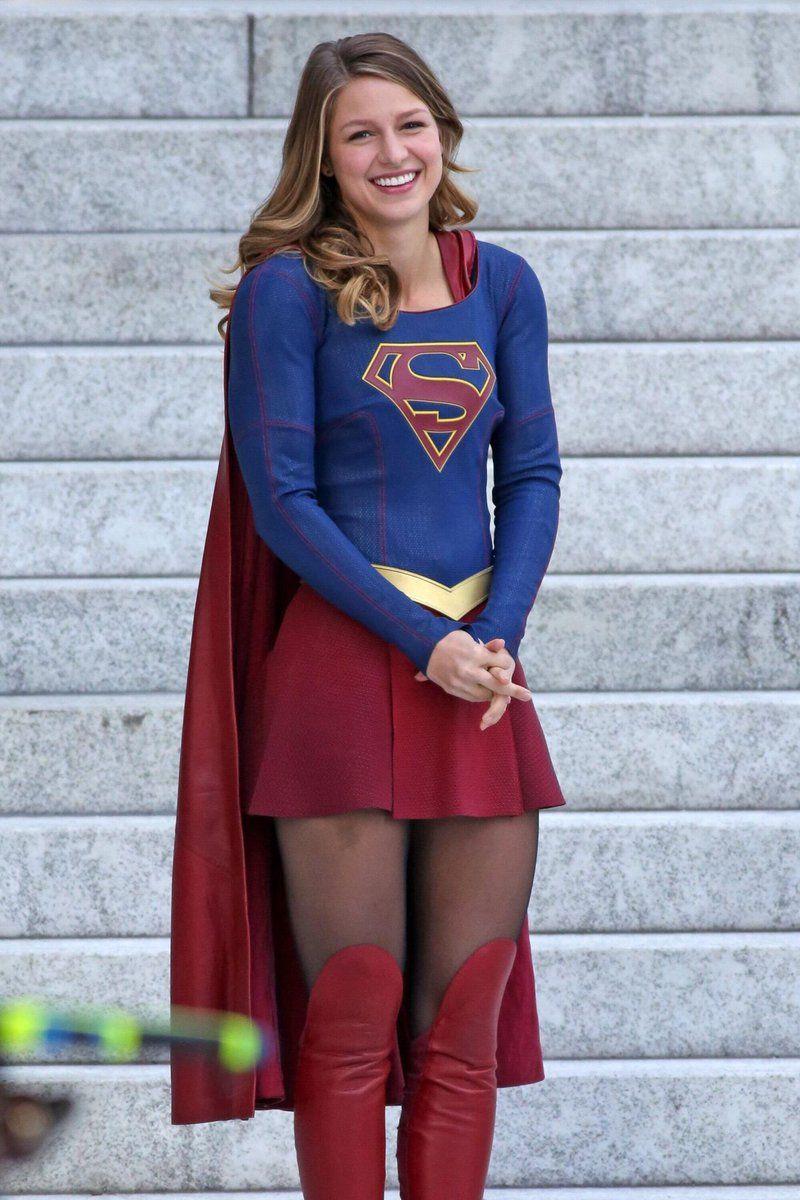 Melissa Benoist Supergirl Melissa Supergirl Supergirl Costume Supergirl