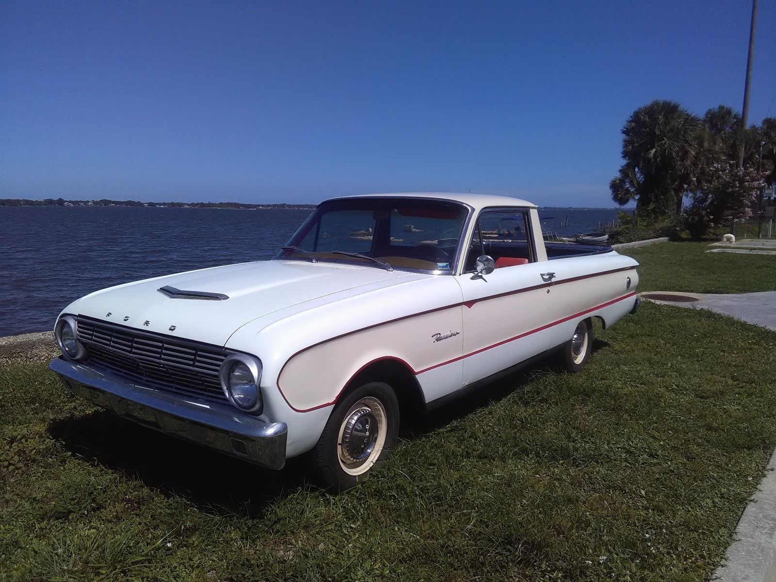 1963 Ford Ranchero – NICE OLDER RESTORATION | 60s cars for sale ...