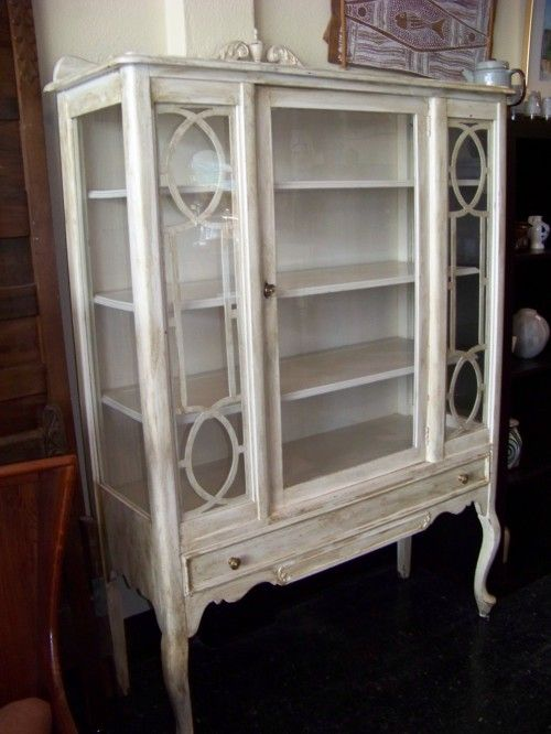 vintage china cabinet dining room vintage china