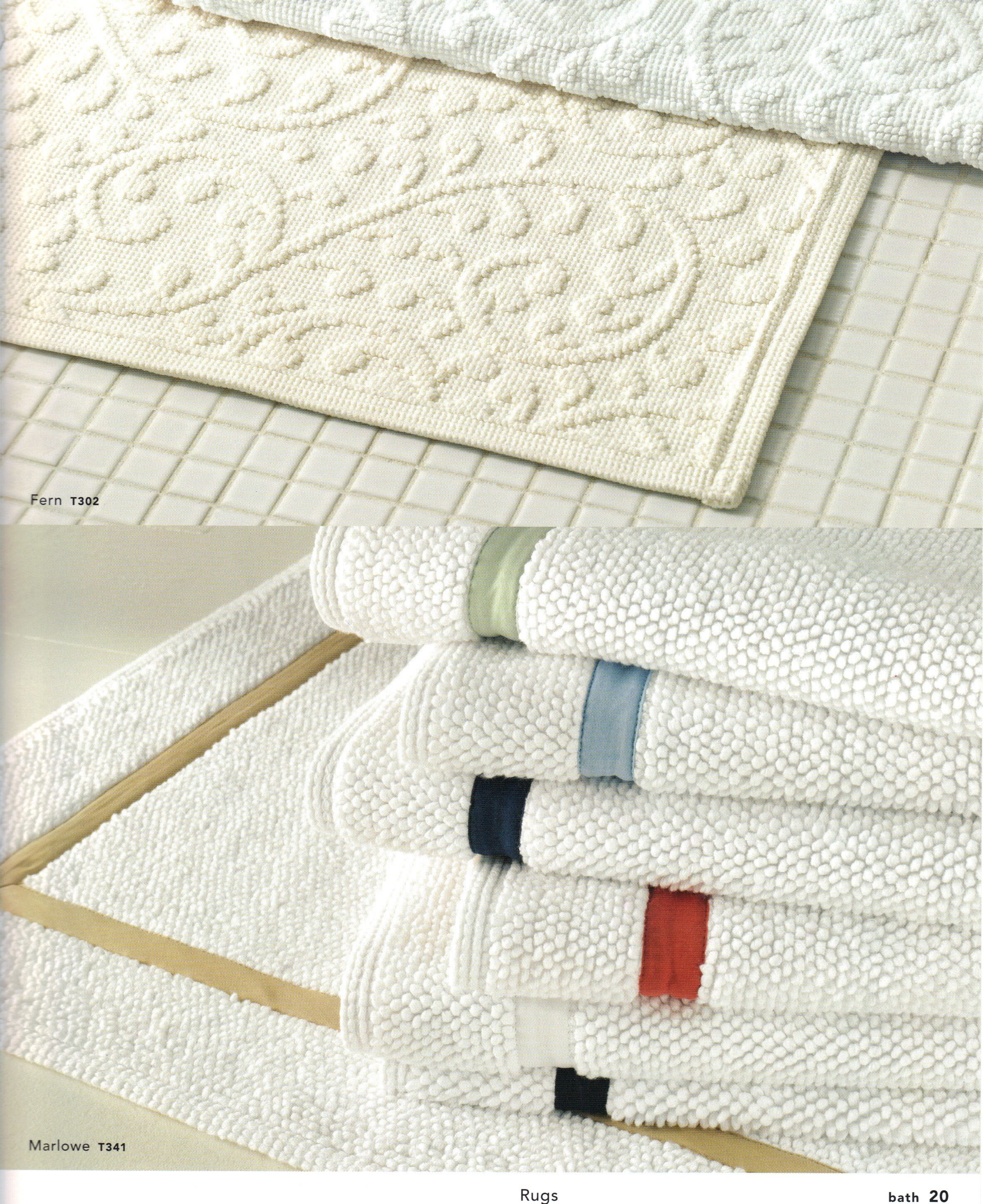 matouk bath rugs will be a part of our annual linen sale feb15