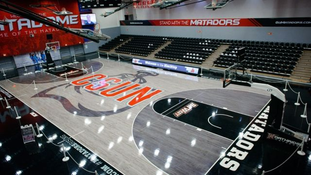 College Basketball 6 More Of The Most Interesting Court Designs