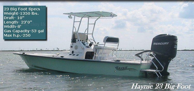 Haynie Bay Boats | Boats | Boat, Bay boats, Fishing boats