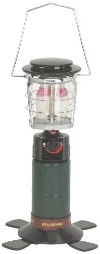 Stansport 2 Mantle Propane Lantern