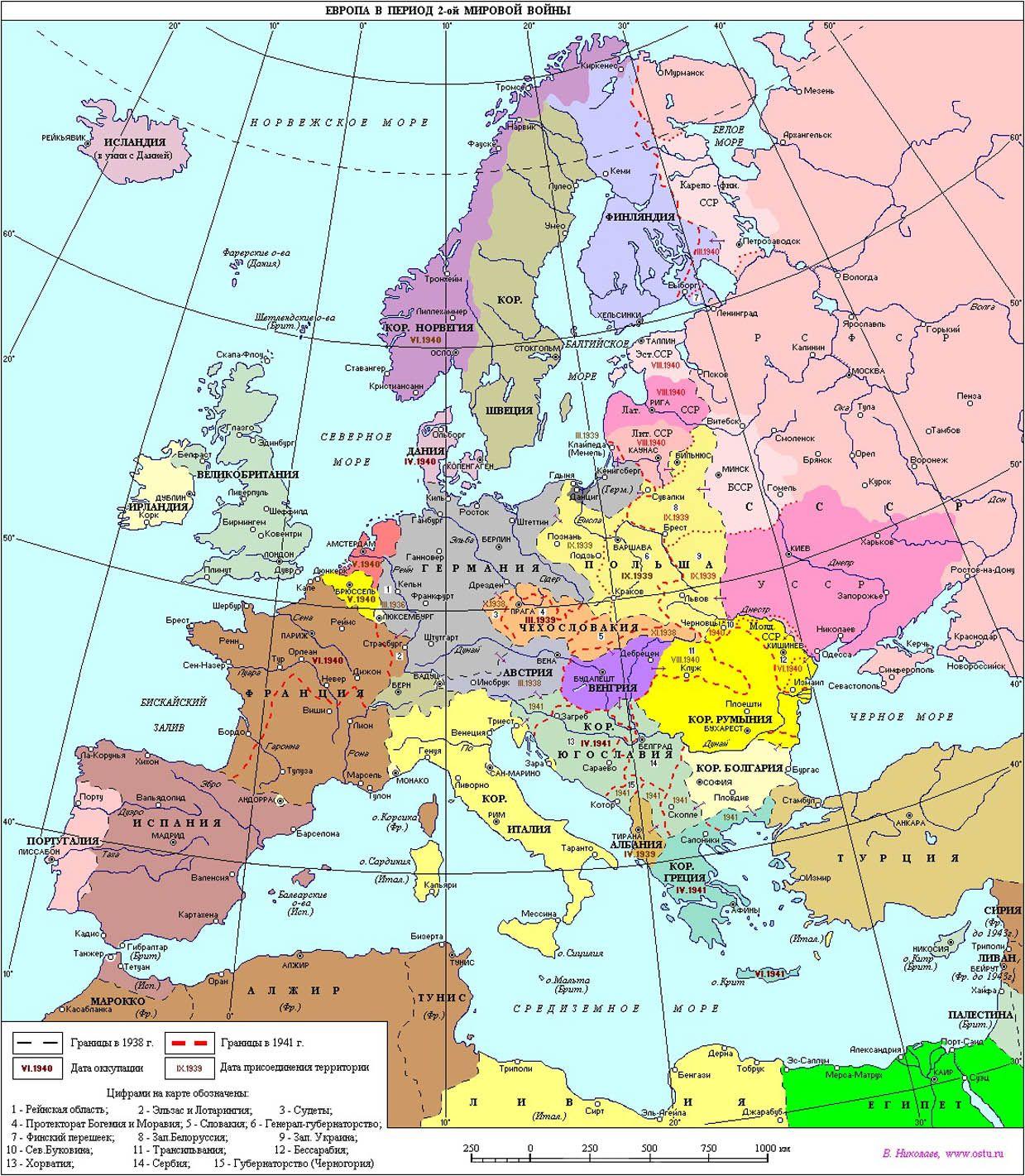 Karta Evropy Na Russkom Yazyke 1939 Goda Evropa Karta Mira