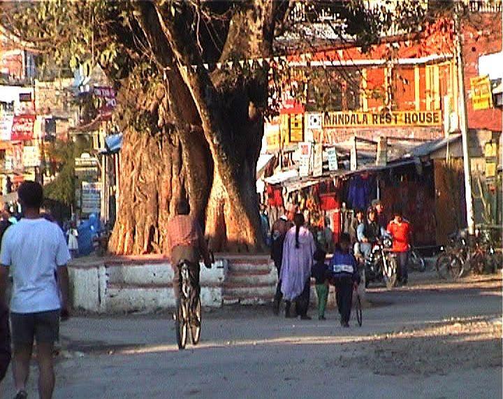 Pokhara town