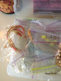 Mix and Match Family: Fifty Two Shades of Shay: Organizing & Storing your Jewelry