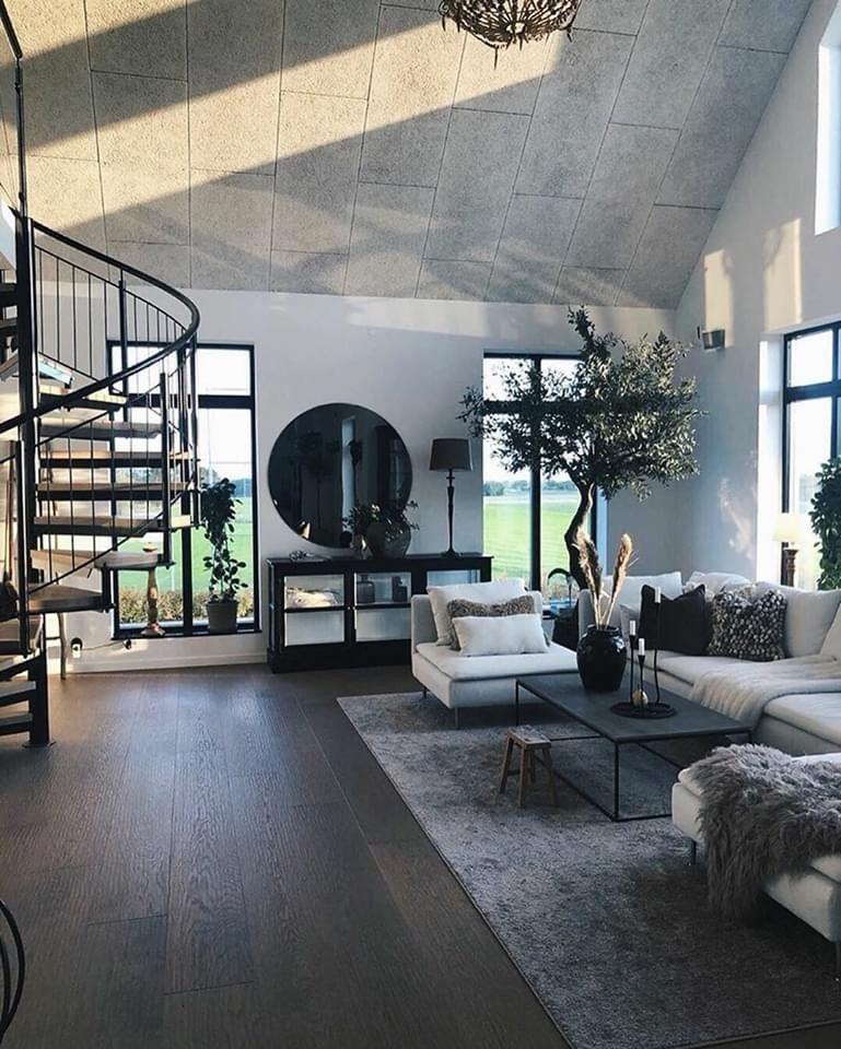 Pin by Regina Hagl on Einrichtung in 2020 | Loft inspiration