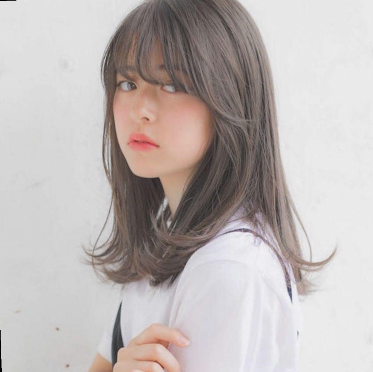 Pin By Nath L On Hairstyles Ulzzang Hair Korean Hairstyle Pretty Korean Girls