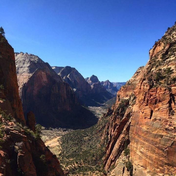 Reddit The Front Page Of The Internet Zion National Park Utah